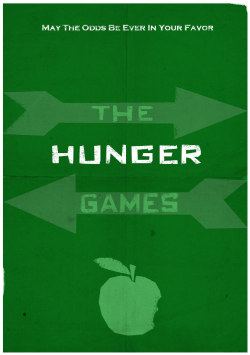 The Hunger Games Poster by ~W0op-W0op