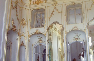 Esterházy Palace ~ to the annon 2.