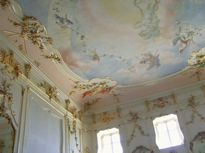 Esterházy Palace ~ to the annon 5.