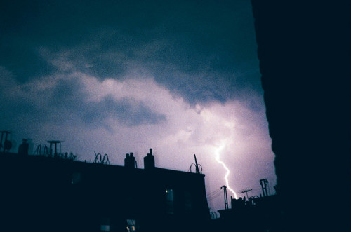 lightning by ink_ling on Flickr.Haven't had a really good thunder storm in a long time.