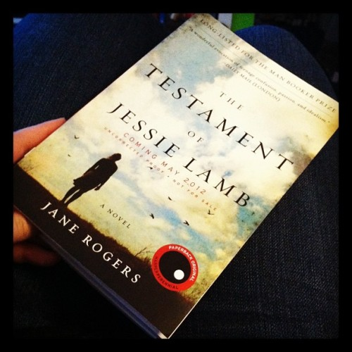 My afternoon engagement. #amreading (Taken with instagram)