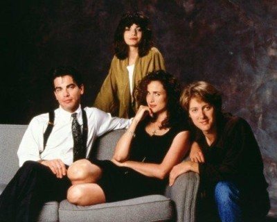 Peter Gallagher, Laura San Giacomo, Andie MacDowell and James Spader - Sex, Lies and Videotape