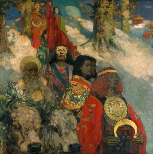 strobilus:  George Henry and Edward Atkinson Hornel