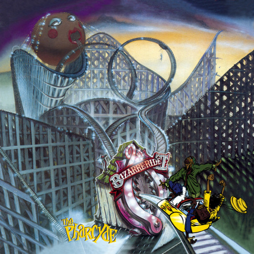 The Pharcyde - Bizarre Ride II the Pharcyde The Pharcyde's 1992 debut release, Bizarre Ride II the Pharcyde, is one the zaniest, free-ranging, most influential old-school hip-hop albums out there that works its magic without breaking a sweat. (8/10) ———————————————————————- Follow us! Entertainment review blog: That's My Dad  Tumblr: http://itwascoolandfunny.tumblr.com/ Twitter: @itsmydad