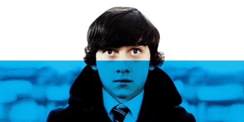 just finished watching the movie Submarine.
