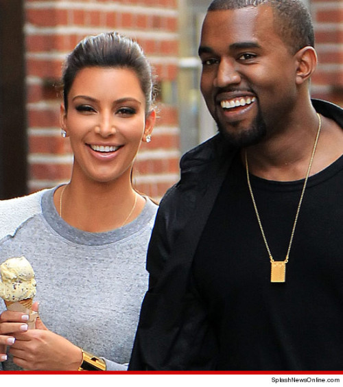 tmz:  Kim Kardashian enjoying an ice cream cone. A vanilla ice cream cone. Interesting.  Would not have guessed that.