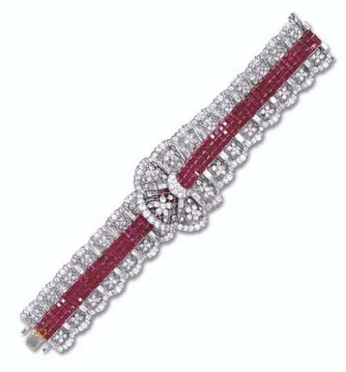 Bracelet Harry Winston, 1950 Christie's