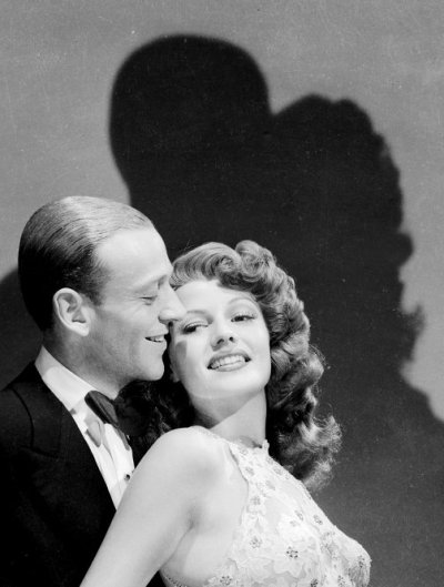 Rita Hayworth & Fred Astaire, photographed for You Were Never Lovelier (1942)