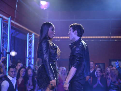 "Max Schneider (Charlie ""Rags"") and Keke Palmer (Kadee Worth) performing ""Me And You Against The World"" from the upcoming Nickelodeon TV Movie ""Rags"" premiering May 28, 2012 at 8:00 PM"