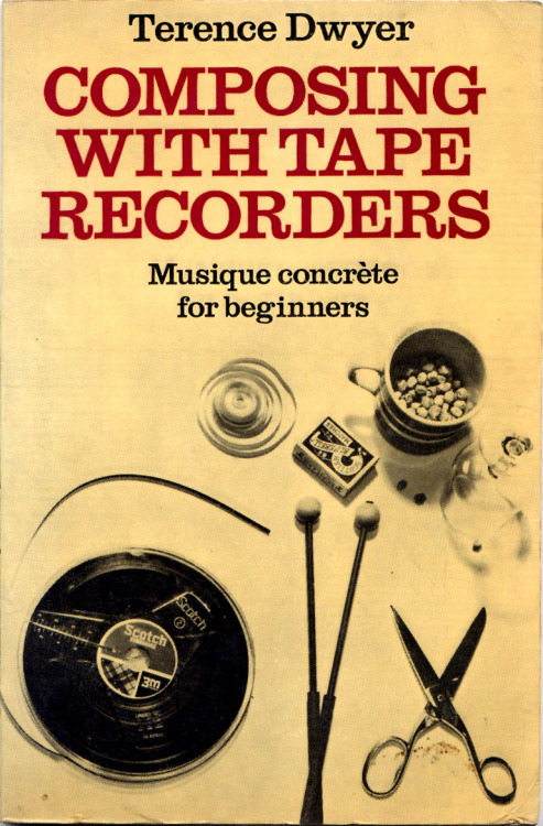 signaldrift: composing with tape recorders