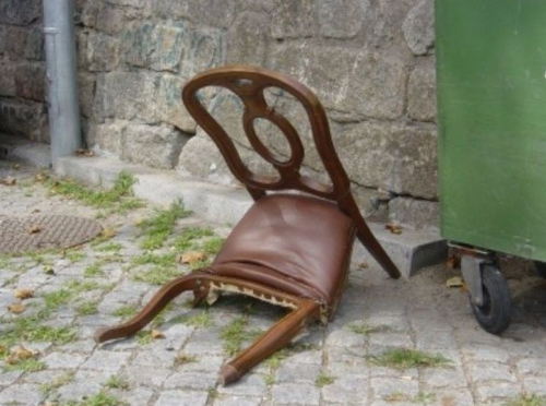 saddest chair
