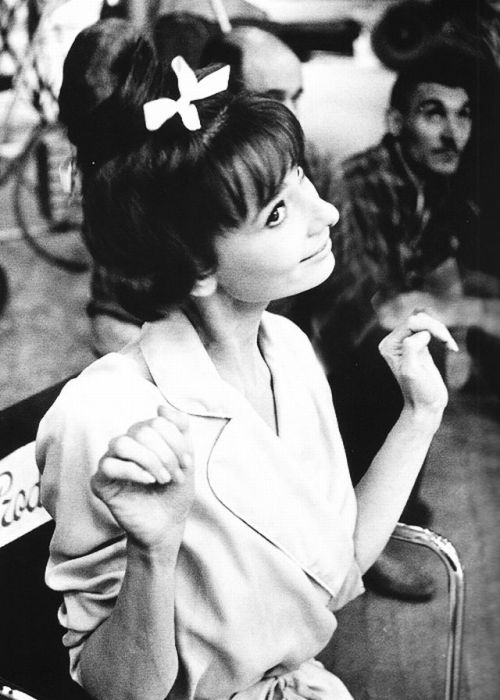 retrogirly:  Audrey Hepburn