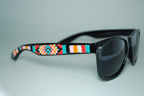 Beaded Glasses - $89.00