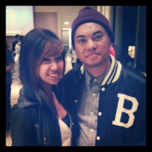 Jeff Bernat (; (Taken with instagram)