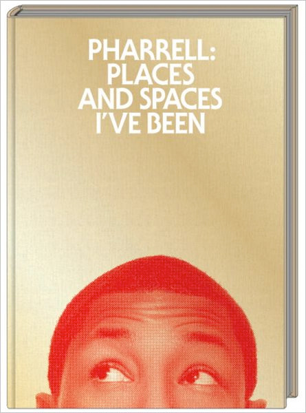 nevrfail:  Pharrell's New Book The travel book, set for release on October 16th, will feature contributions by Jay-Z, Ambra Medda, Nigo and Takashi Murakami. He previously revealed that he was writing the book with designer Medda, co-founder/director of Design Miami and Design Miami/Basel and host of the Cooper-Hewitt National Design Awards, where he was a presenter. A pre-orderfor the book is already available. www.neverfail.co