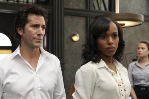 "awesome-everyday:  REASONS YOU NEED TO BE WATCHING SCANDAL ON ABC Kerry Washington & Ian Cusick (Desmond from Lost, brothah) are Gladiators in Suits A black female lead that's the baddest ass character on network tv right now, in Olivia Pope. A BLACK LADY CHARACTER WHO'S GOT THE MOST POWERFUL MAN IN THE WORLD ALL FUCKED UP OVER MISSING THAT PUNANNI. This television program has intrigue dripping from its pores. Black female extras as doctors. This show is incredibly well written… BY A BLACK WOMAN. Guillermo Díaz, the guy from Half Baked, is in it as a ex-CiA hacker with a warm & fuzzy heart. Any given episode will make you laugh, cry, go ""OH SHIT! I can't fucking BELIEVE THAT JUST HAPPENED!"" One full hour of watching Kerry Washington's hair look flawless. Desmond is still fucking fine, brothah. So get on the ball and start watching this show, because I want to talk to y'all about it!"