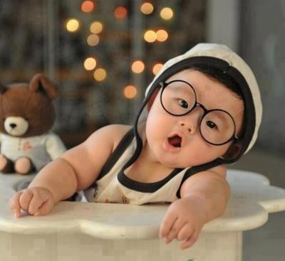 imamotherfuckinboss:  Omg cutest baby ever ! <3