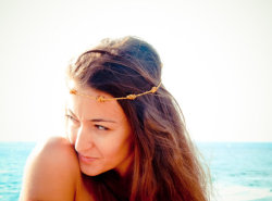 Crotchet Headband - $35.00
