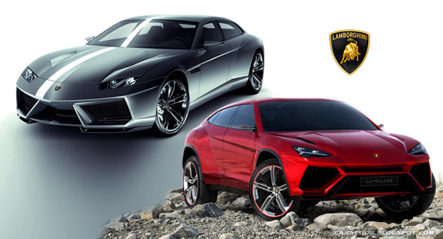 Poll: Should Lamborghini Build the Estoque Sedan or the Urus SUV?   Which Concept Should Lamborghini Build? Lamborghini Estoque Sedan Lamborghini Urus SUV Both of Them Neither  (polled by Carscoop)