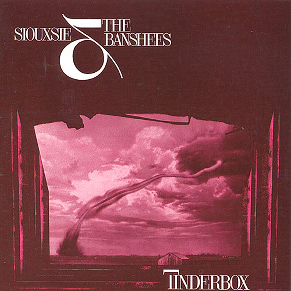 Siouxsie and the Banshees, 'Tinderbox.' Released April 21, 1986 — exactly 26 years ago today.