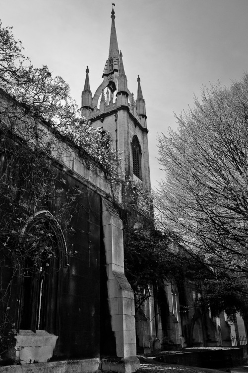 St Dunstan-in-the-EastLondon, England25 March 2012