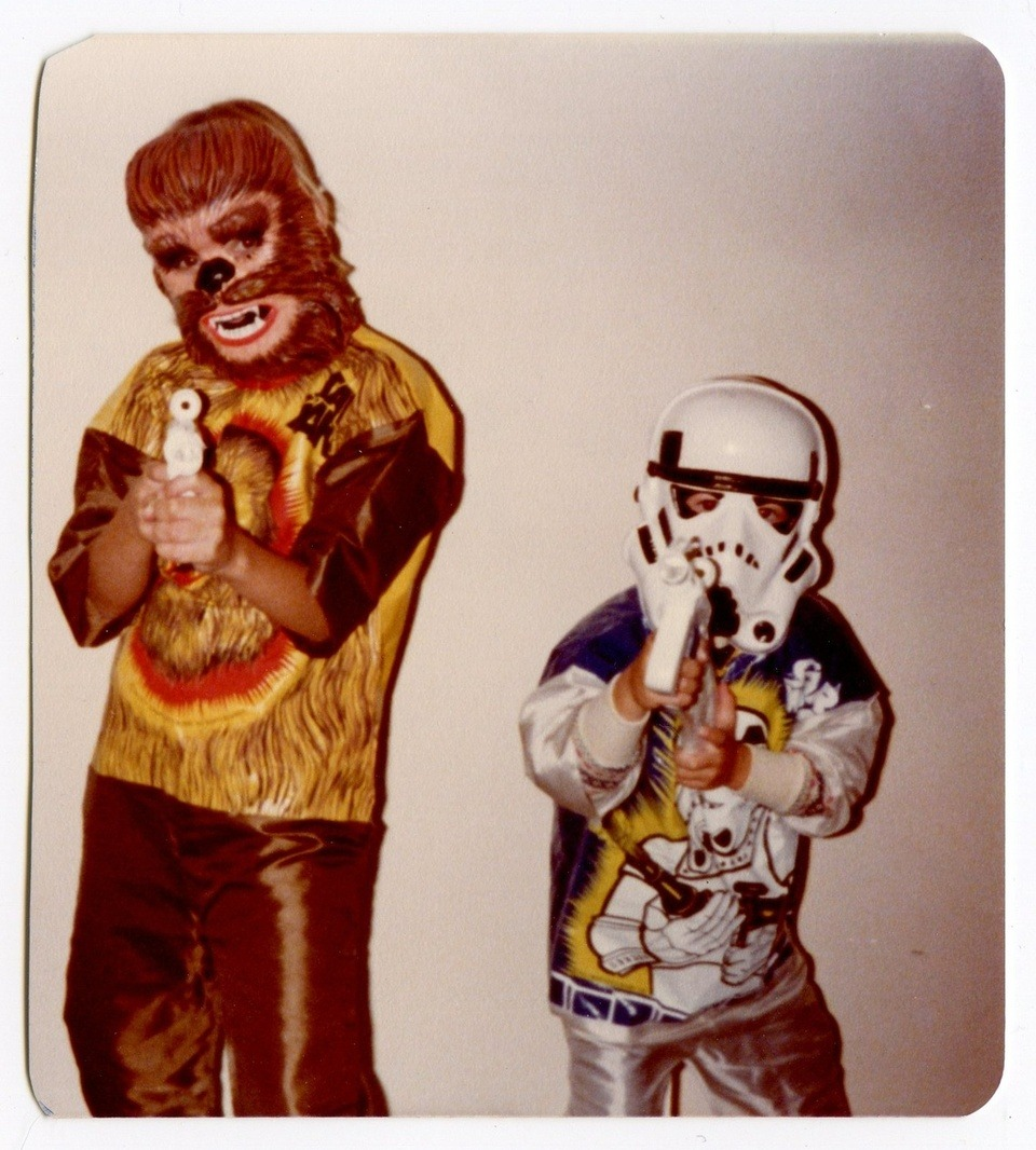taytayii:  awesome star wars kids  omg stoppp