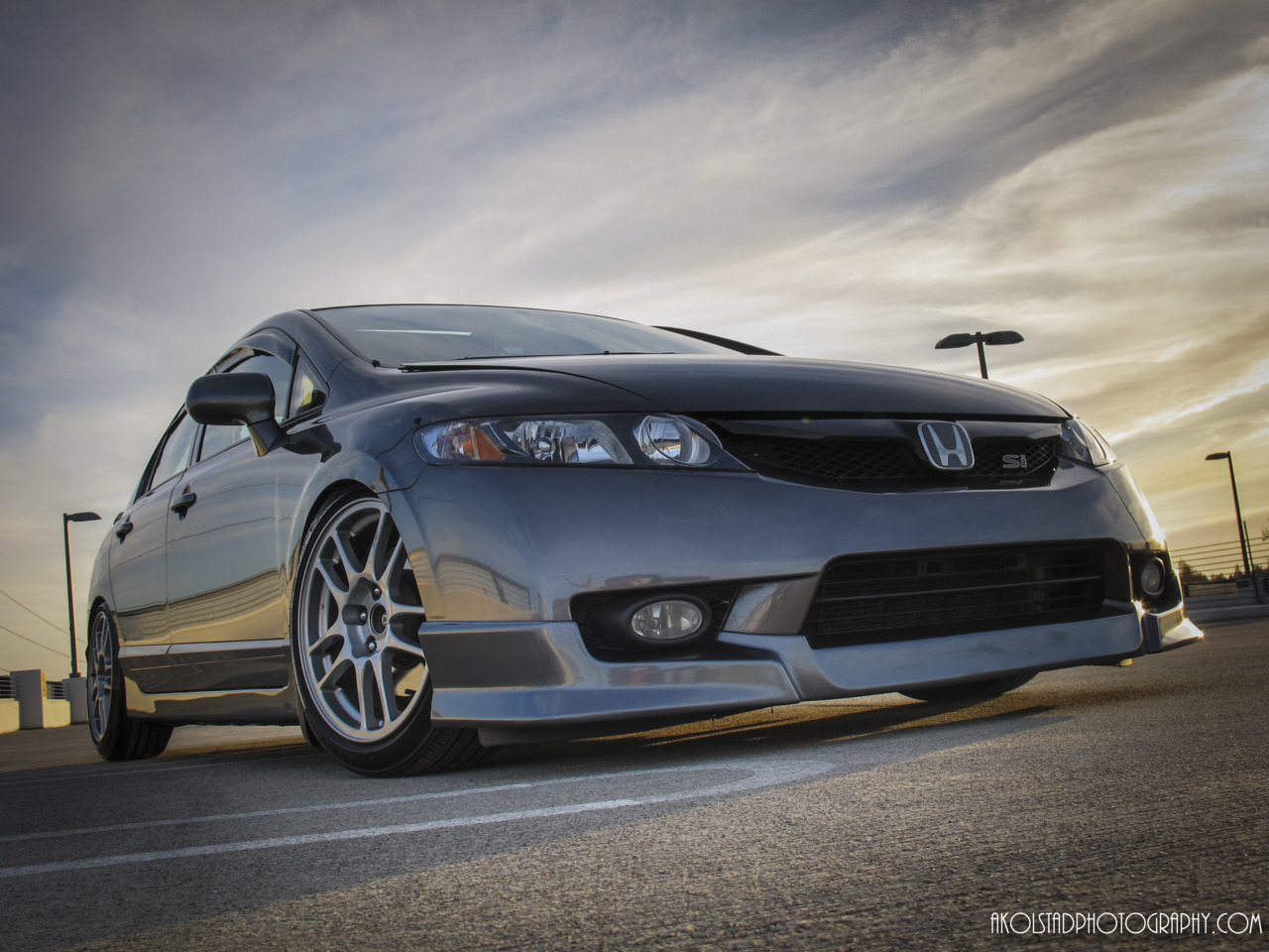 Honda Civic Si FA5