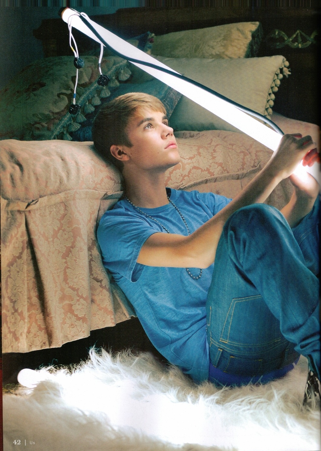 kidrauhl:  bieber-news:  Exclusive high quality scans from the US weekly magazine special edition. Big thanks to @ohitskidrauhl for sending us the scans!  excuse me but