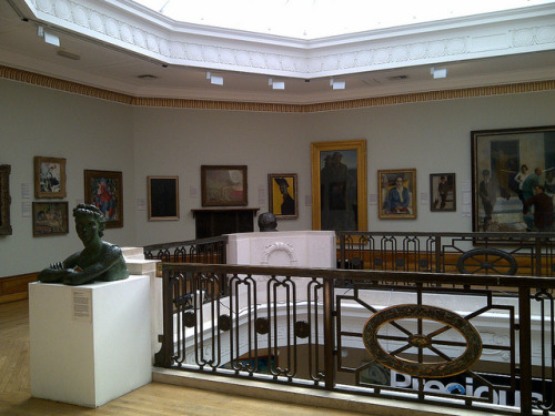Ferens Gallery Upstairs