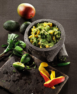 Guacamole, Reimagined: 7 Ways to Get Creative with Avocado By Eric Williams, oprah.com Avocados are smooth, creamy, and good for you, to boot. Chef Eric Williams of Momocho in Cleveland shares seven ways to eat more of them, with inventive variations from his stellar guacamole menu.To make a creamy dip that's tai­lored exact­l…