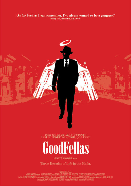 Goodfellas by krak-fox