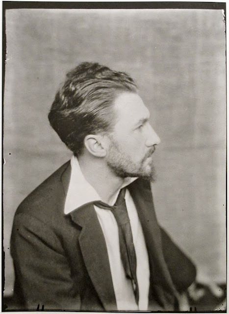letter-box-wind | inneroptics:   Ezra Pound- man ray  Hmm… Ezra Pound and T.S. Eliot fighting in the captain's tower might appear to be hotter than I previously pictured.