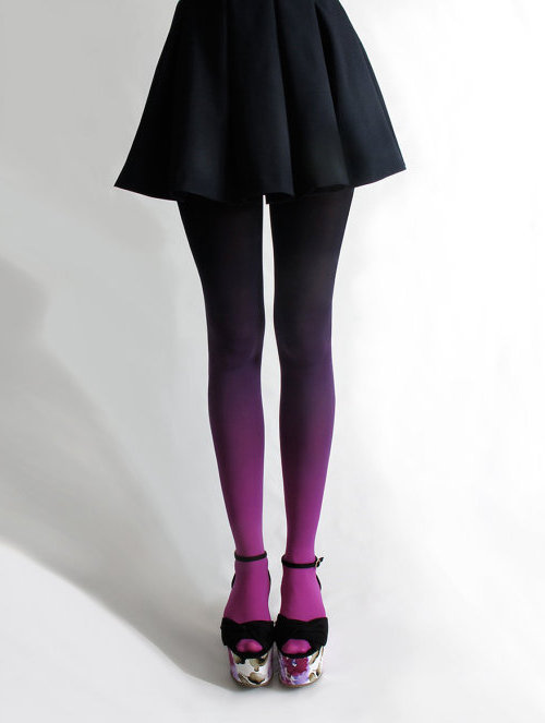 LOVE these tights from BZR, also an etsy-seller.