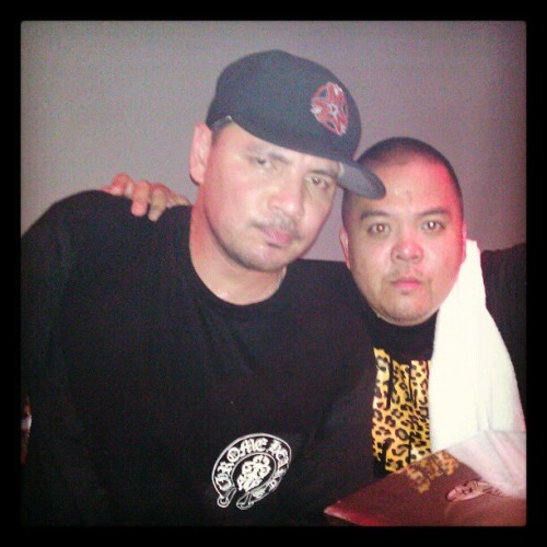 Official! @M1XMASTERM1KE & @DJShortkut (Taken with Instagram at Mighty)