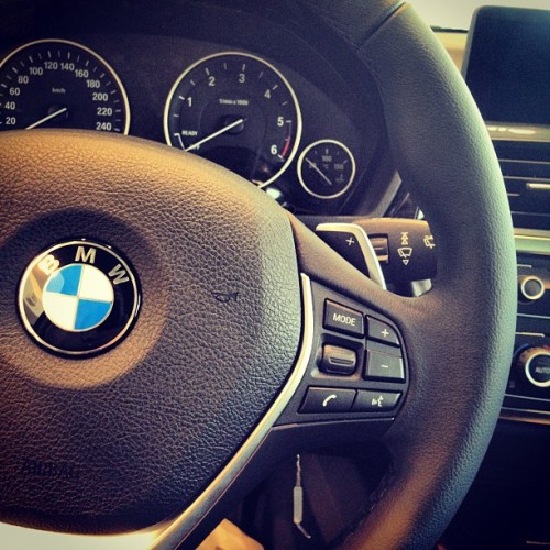 Test drive :) (Scattata con instagram)