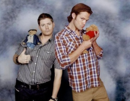 Hehe Jensen and Jared :)