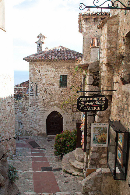 Eze Village by BlueVoter on Flickr.france