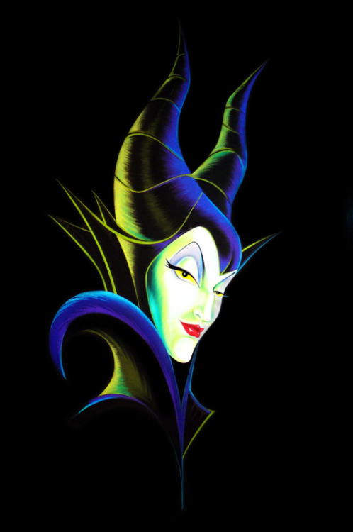 Maleficent is my favorite of all the Disney villains.