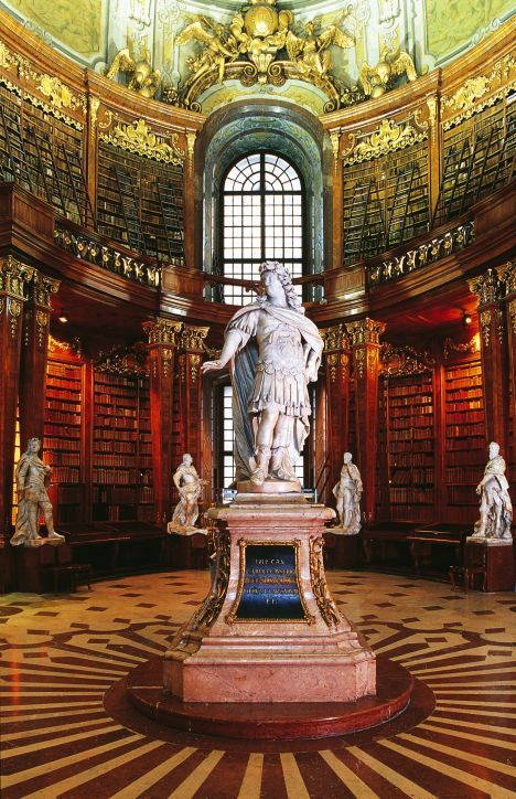 Austrian National Library, Vienna