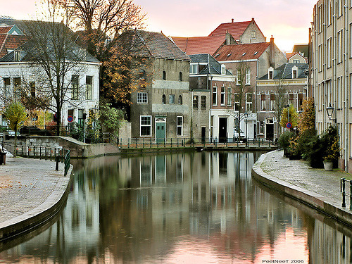 allthingseurope:  Schiedam, South Holland (by PeeTNeeT)