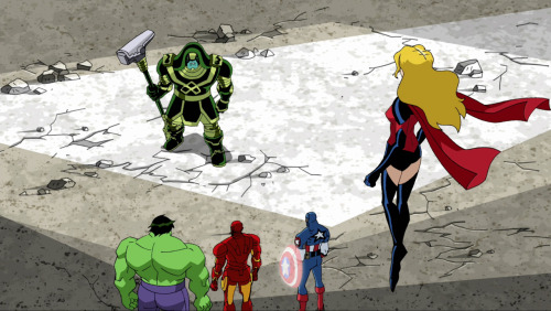 "The Avengers: Earth's Mightiest Heroes ""Welcome to the Kree Empire"" Talkback (Spoilers)http://www.toonzone.net/forums/showthread.php?294118-The-Avengers-Earth-s-Mightiest-Heroes-quot-Welcome-to-the-Kree-Empire-quot-Talkback-%28Spoilers%29"