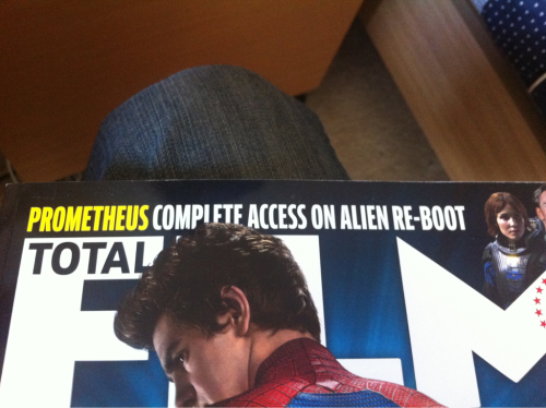"thenerdnetwork:  ""Alien reboot?"" Really, TotalFilm? Really? Eh? Reboot? TotalFilm. 'They are wrong, they are so wrong'"