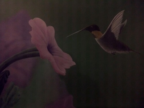Just have to finish my hummingbird and this one will be ready for sale.#in #art