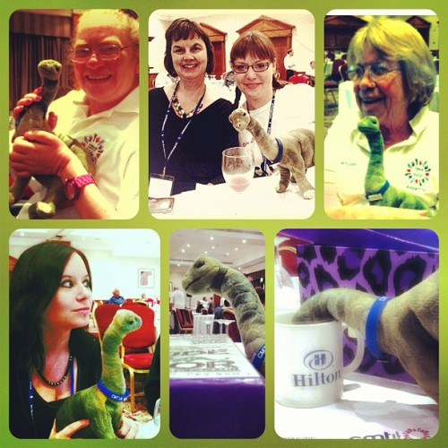 #ClaudeMacTrevor visits the CMT UK AGM (Taken with instagram)
