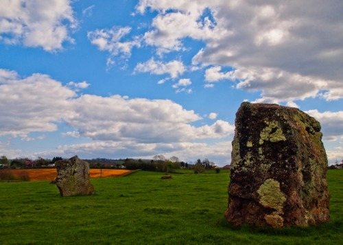 Daily Ritual Neolithic stones at Stanton Drew Circle in Somerset. Until relatively recently I didn't know this site existed. Yet another reason why this year, for me, is the year of exploring my own backyard! Would love to see you over on  Facebook    Twitter    RedBubble   Flickr