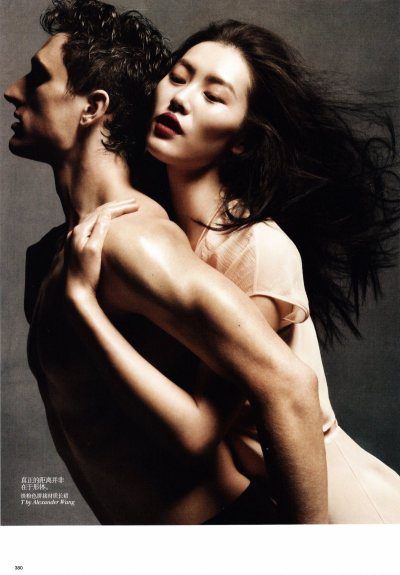 Vogue China May'12 - Dancing In The Soulwith dancer Justin Peck