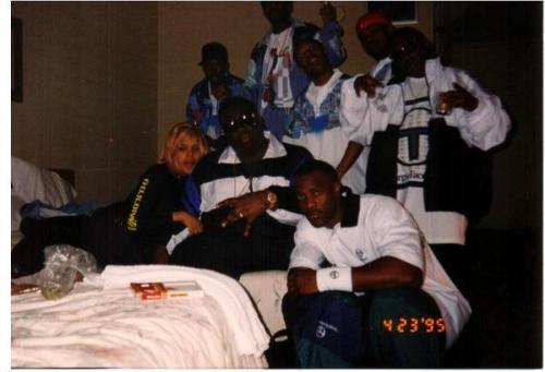 Junior M.A.F.I.A, B.I.G and Faye 1995