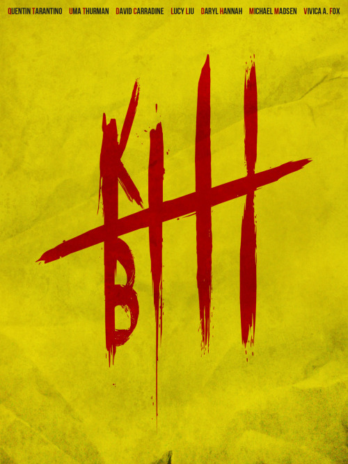 Kill Bill by Guillaume Vasseur