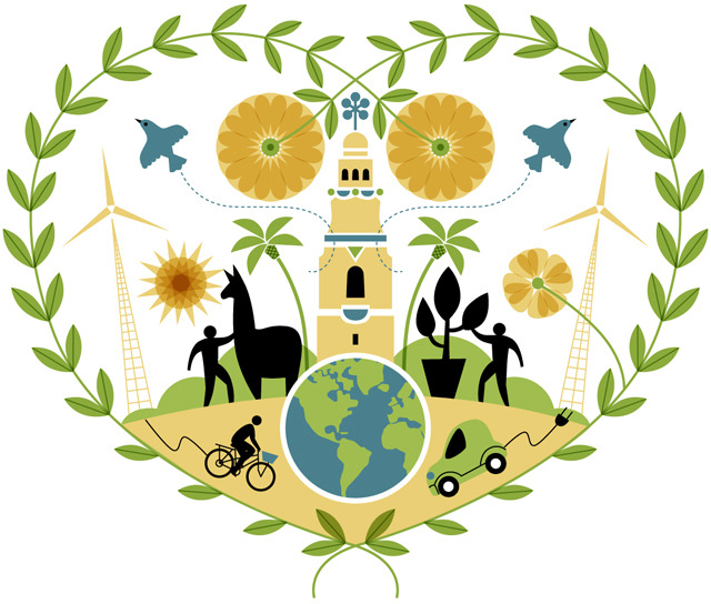 tiny-vessels:  Happy Earth Day!!! Recycle today, walk or ride your bike, plant a tree, and consider adopting more of these activities as a part of your regular lifestyle.