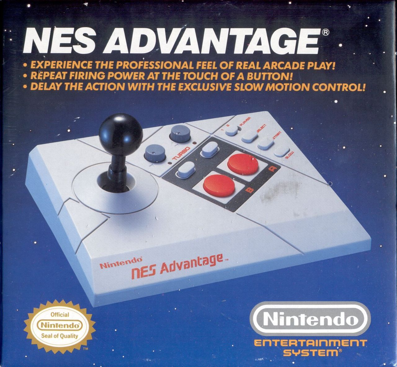 it8bit:  The NES Advantage (1987)
